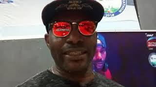 The Official DJ Access Bank Lagos Marathon 2018