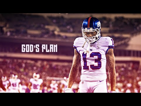 "Odell Beckham Jr. - ""GOD'S PLAN"" ᴴᴰ"