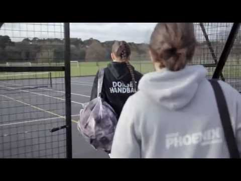 Poole Phoenix Handball - Not playing the right sport?