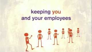 Stick Figure Animation for Cloud Computing Company