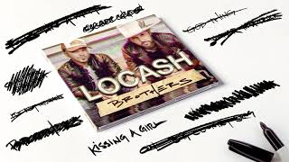 Watch Locash Kissing A Girl video