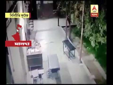 Viral video of morgue of malda hospital