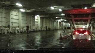 新日本海フェリー「 はまなす」乗船 SHIN NIHON…