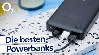 Damit dir nie der Saft ausgeht - Die besten Powerbanks für dein Smartphone im Test