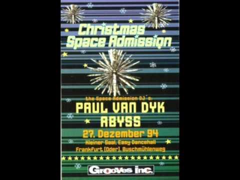 Paul Van Dyk & DJ Abyss - live @ Easy DanceHall Frankfurt 27.12.1994