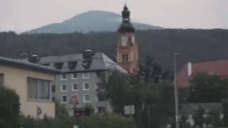 Interrail 2016: Day 8 | Innsbruck | WILD CAMPING
