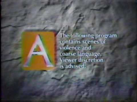 Superchannel Rated A Bumper 1994