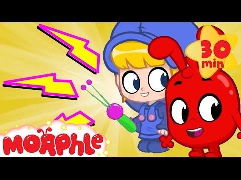 Mila's Magic Wand - My Magic Pet Morphle | Cartoons For Kids | Morphle TV | Kids Videos