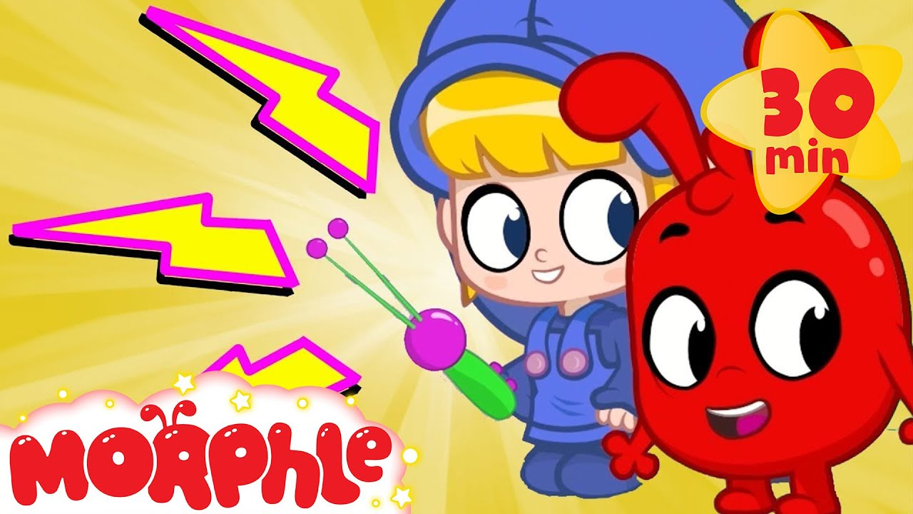 Milas Magic Wand - My Magic Pet Morphle | Cartoons For Kids | Morphle TV | Kids Videos