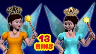 Fortune or Wisdom - Who is the Biggest | Moral Stories for Children | Infobells