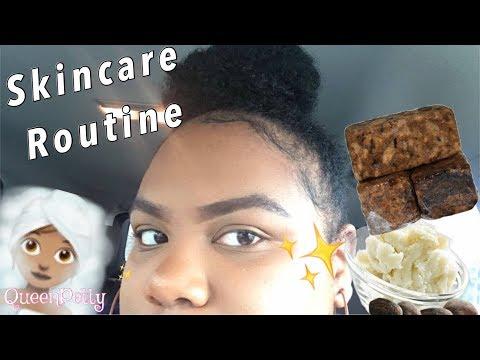 Skincare Routine || QUEEN PETTY