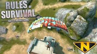 rules of survival server status