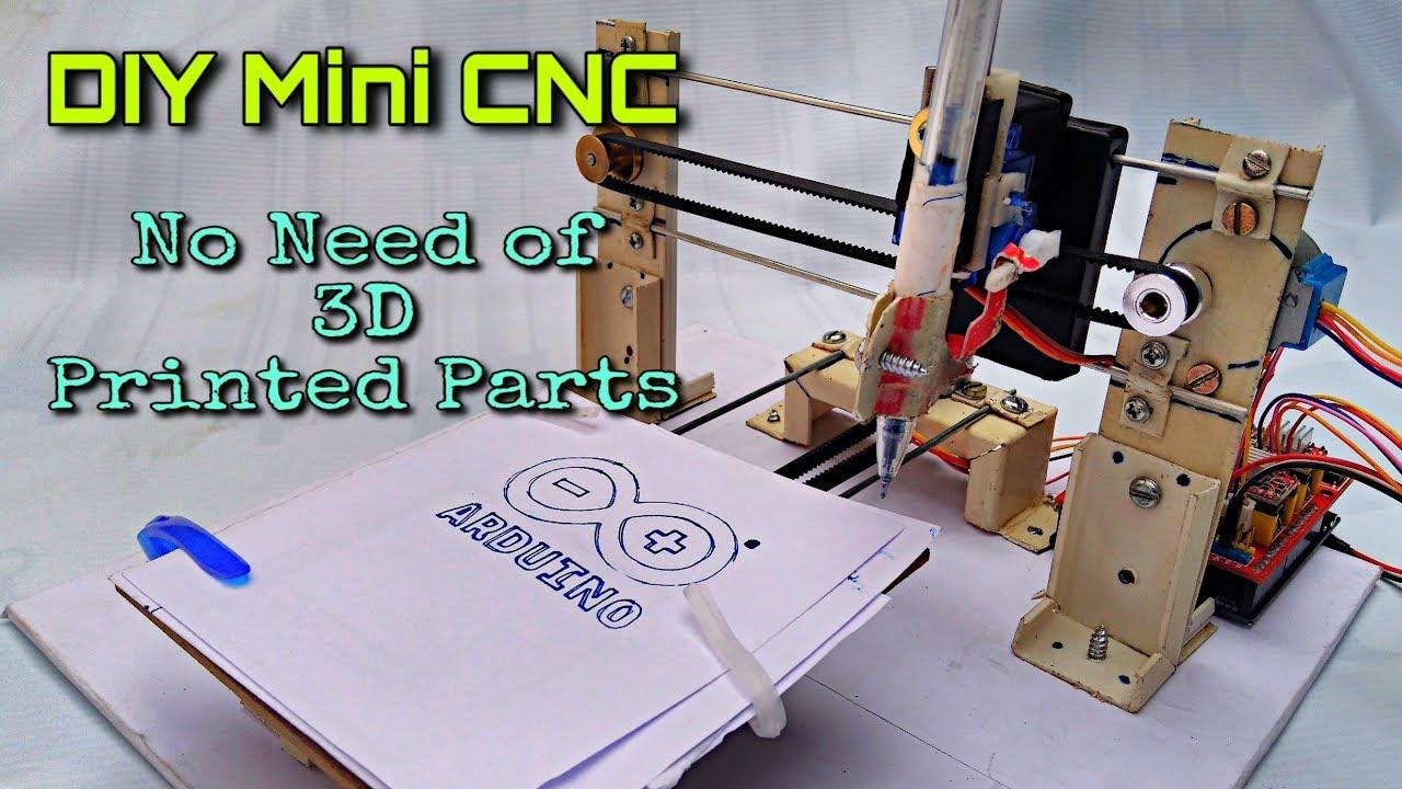 arduino based cnc plotter machine - Sponsor - PCBWay