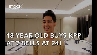 RETIRE YOUNG. RETIRE RICH. 18 YEARD OLD STOCK MARKET WHIZ KID