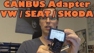 CanBus VW Skoda Seat Quadlock, en wat behoort - net-GELUID van Auto hi-Fi online shop