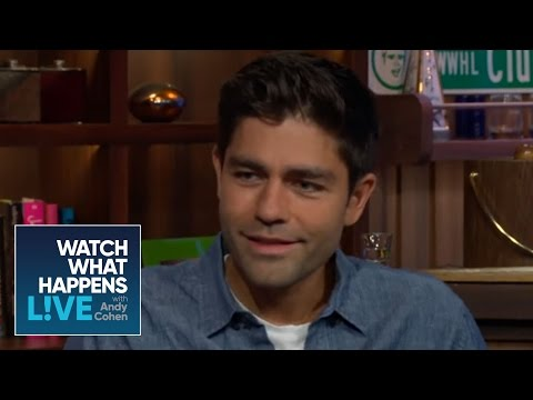 "Adrian Grenier On Britney Spears And Filming ""You Drive Me Crazy"" - WWHL"