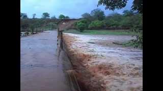 Passagem molhada da Localidade Patos - Bela Vista do Piauí-PI