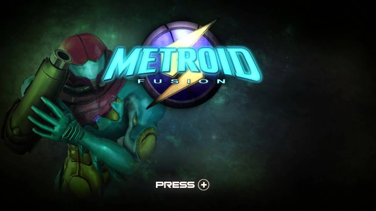 Metroid Fusion Intro Remake