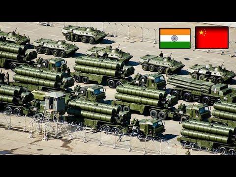 Ấn Độ Dù Biết Sẽ Thua Trung Quốc Nhưng Tên lửa vẫn dồn lên biên giới?