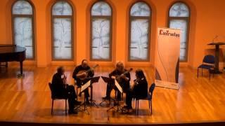 Cuarteto Aguilar- Rondino y Escarapela de Colores, Paco Aguilar