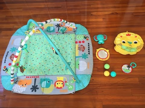 4a901741760 Best Play Gym!    Bright Starts 5 in 1 Your Way Ball Play Activity Gym  Review