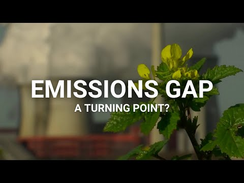 Is climate change getting better? Emissions Gap Report 2020