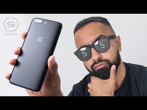Thumbnail: OnePlus 5 UNBOXING