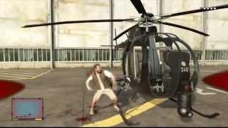 GTA 5 Военная база