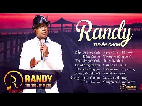 VIDEO: 16 Bài Nhạc Vàng Để Đời Của RANDY ‣ Nhạc Vàng Bolero Xưa Chọn Lọc