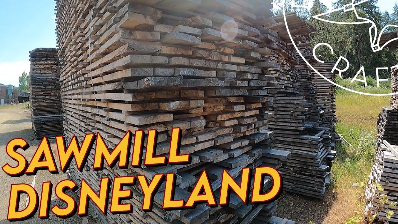 How To Dry Oak Lumber