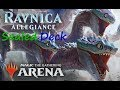 watch he video of Ravnica Allegiance Sealed Deck 1 - Giant Simic Jellyfish