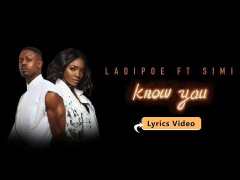 Ladipoe - Know