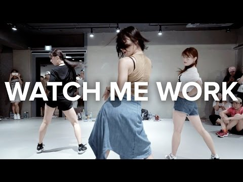 Thumbnail: Watch Me Work - Tinashe / Beginners Class