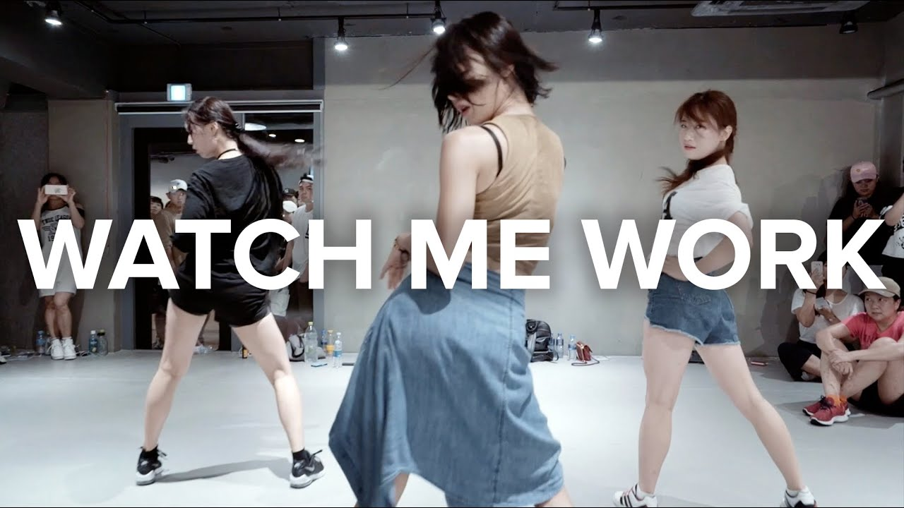 Watch Me Work - Tinashe / Beginners Class