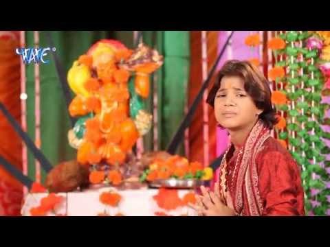 Anjali Ke Ho Lalanwa | अंजनी के हो ललनवा |  Akash Mishra | Latest Hanuman Bhajan 2015