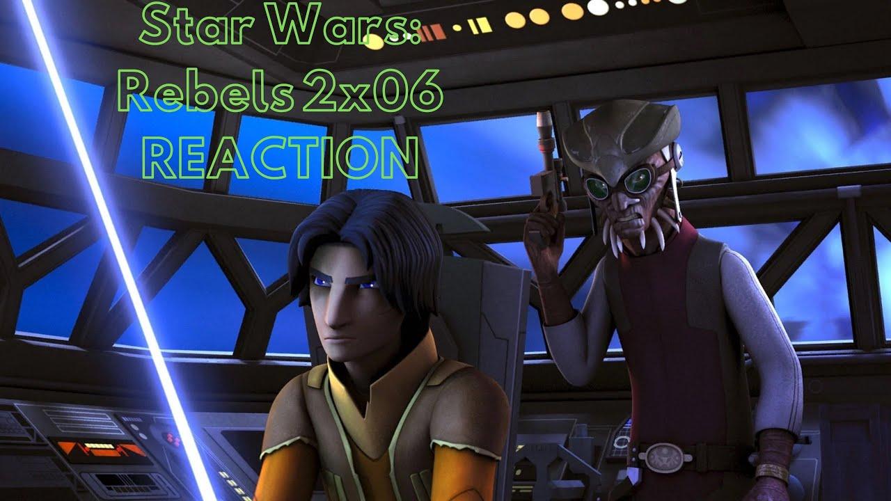 "Download Star Wars: Rebels 2x06 ""Brothers of the Broken Horn"" REACTION"