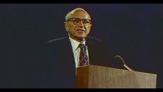 Milton Friedman Speaks: What is Wrong with the Welfare State? (B1229) - Full Video