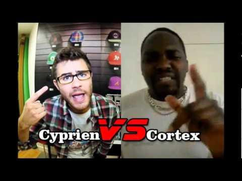 Cortex répond a Cyprien - Cyprien répond a Cortex (Le complet)