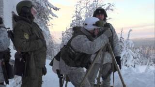 Служу Отечеству. Арктические войска России