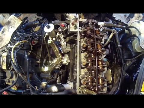 W201 m102 Zylinderkopf Revision Überholung 190e