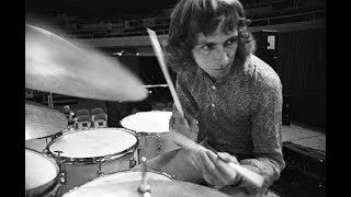 Mitch Mitchell: Drum Solo with Jimi Hendrix