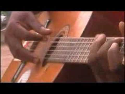 African Music. Improvisation à la guitare à Bamako (MALI)