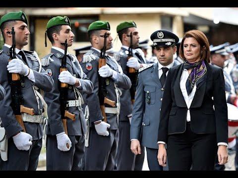 إشادة بتولي امرأة منصب أول وزيرة داخلية عربياً  - 10:55-2019 / 2 / 18