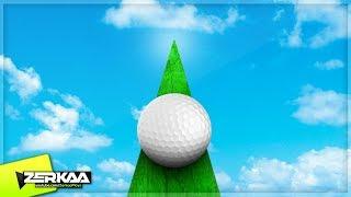 MINIGOLF TIGHTROPE! (Golf It)