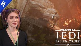 Kashyyyk | Star Wars Jedi: Fallen Order Pt. 4 | Marz Plays