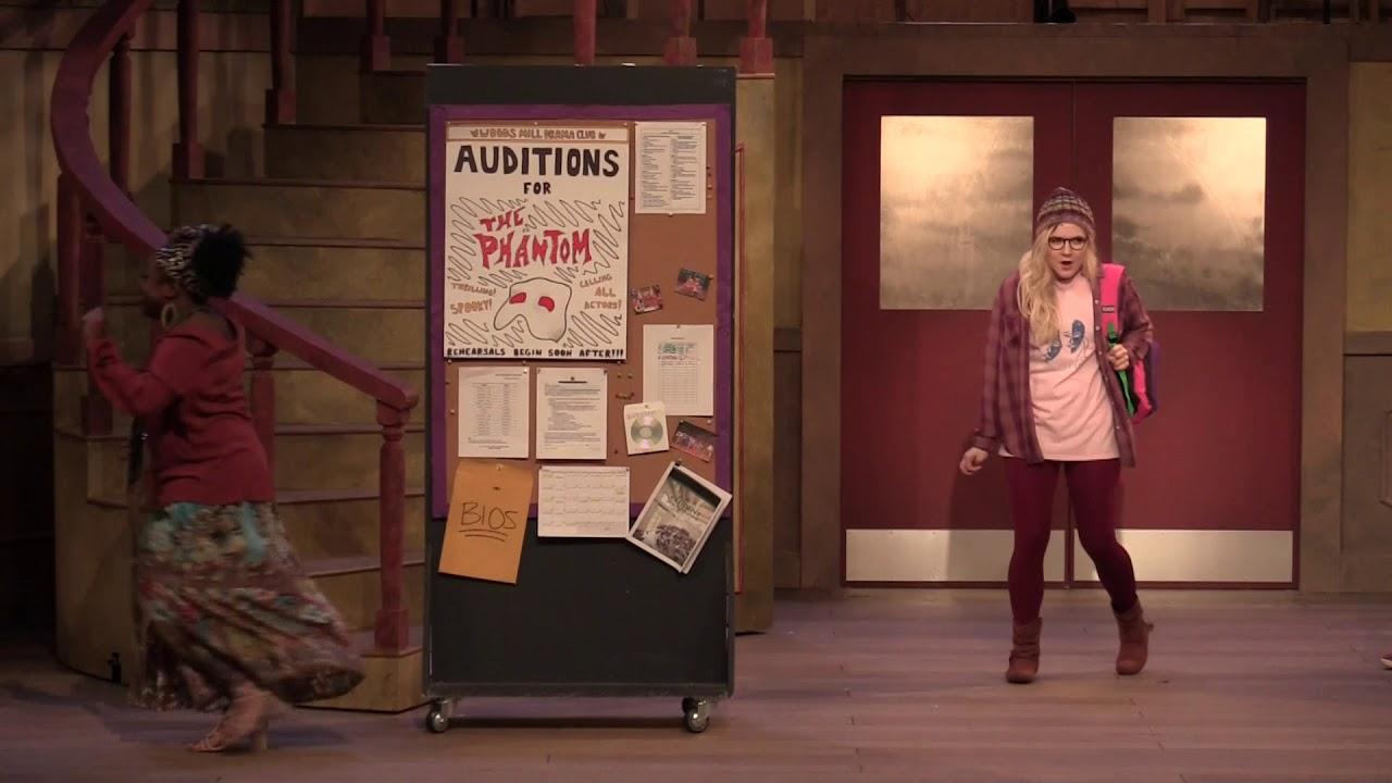 Theatrical Tricks Create Spooky Treats at Dallas Children's