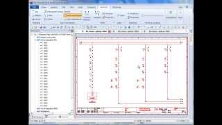 SEE Electrical / Intelligent Drawing Legacy - Standard level (DXF)