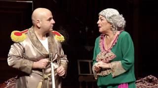 Ahududu Oyunu 24 Aralık'ta Başlıyor. Tiyatro Sevenler için Kısa Gösterimi |İzle|TIKLA