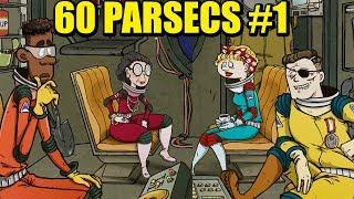 AVENTURAS EN EL ESPACIO - 60 PARSECS #1   Gameplay Español