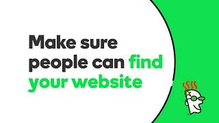 How to Increase Website Traffic with SEV and SEO Services | GoDaddy